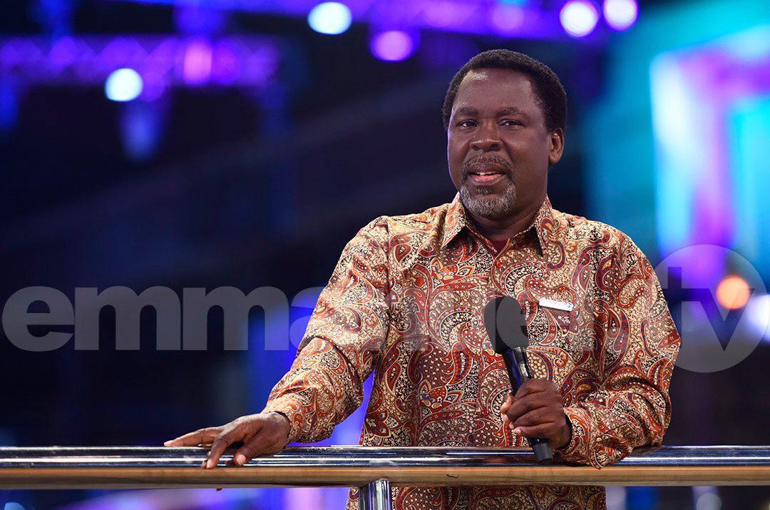 Prophet TB Joshua Ministries Confirms His Death - Toptipz.com.ng